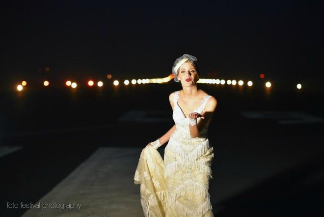 Modni spektakl u Zračnoj luci Pula