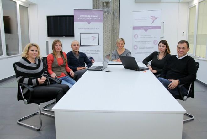 Predstavljamo prvi Virtualni ženski poduzetnički centar