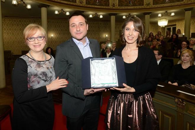 Dodijeljena Nagrada VAM za 2015. godinu