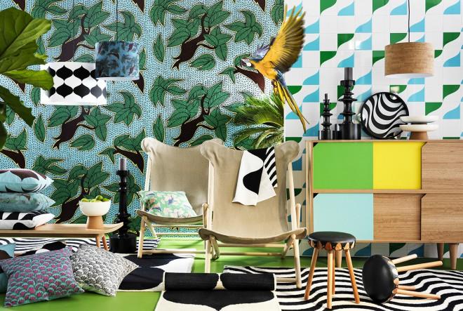 IKEA: TILLFÄLLE slavi brazilski dizajn i skandinavsku jednostavnost