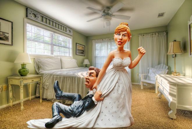 Je li sramota biti razvedena?