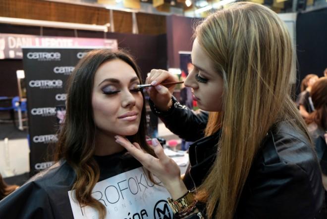 Make up natjecanje – Ledena ljepota