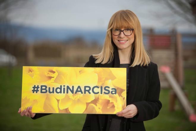 Uključi se u javnozdravstvenu kampanju #BudiNARCISa