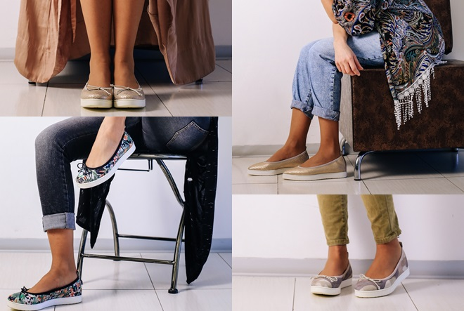 Guliver balerinke za urbane fashionistice