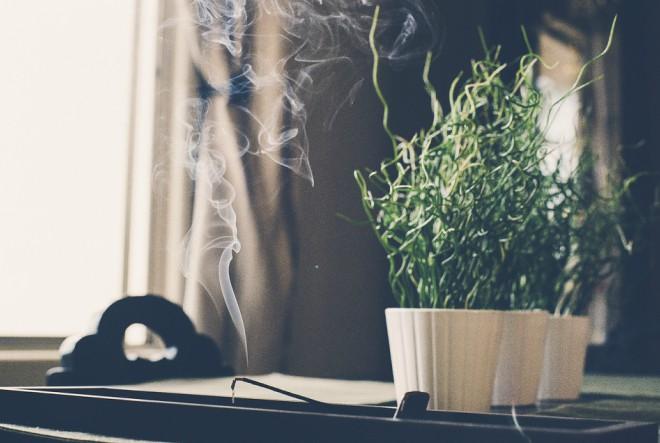 miris, tamjan, aromaterapija