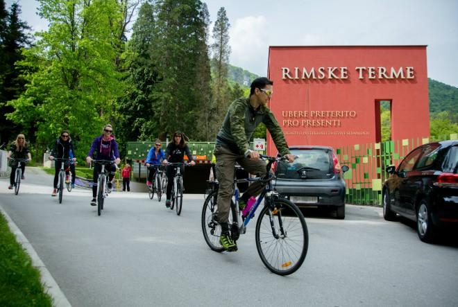 Fit & fun: Vježbalo se, bicikliralo, ali i minglalo!