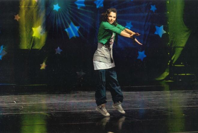 Maja Kereš – plesna zvijezda DanceStar natjecanja