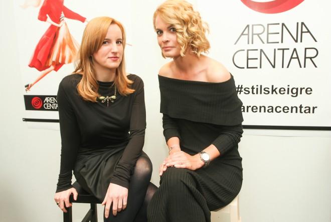 Stilske igre Arena Centra pretvorit će Zagreb  u najdužu modnu pistu