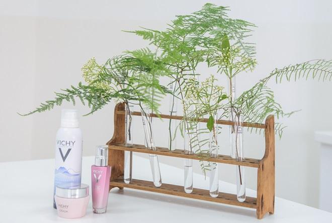 Voda obogaćena mineralima za snažniju i otporniju kožu