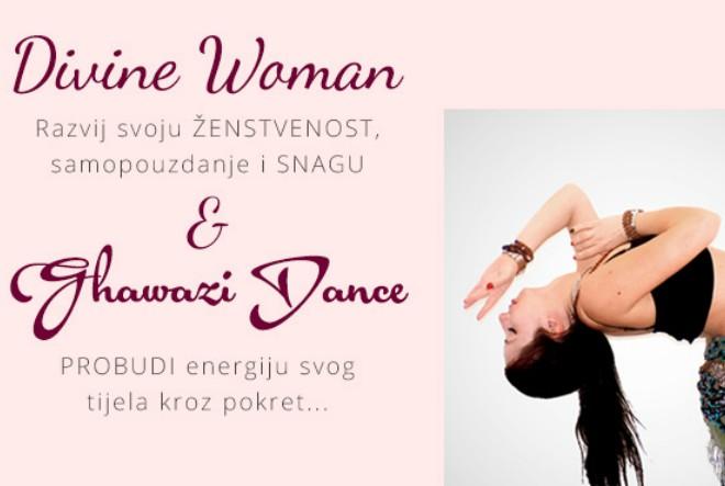 Divine woman i Ghawazi dance radionica