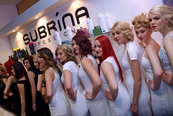 Subrina Professional Hairstyle news: prirodne boje, prirodan izgled kose!