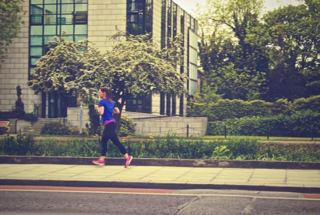 Trčanje kao spas
