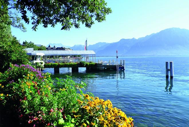 Najromantičniji švicarski grad – Montreux