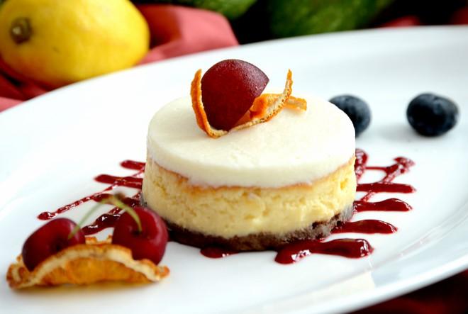 Savršen Cheesecake s jagodama