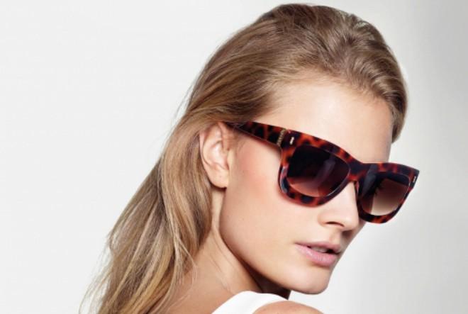 Bali – zvijezda nove kolekcije sunčanih naočala branda Escada