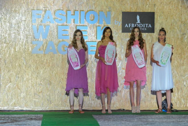 Fashion Week Zagreb by Afrodita u veličanstvenom tajnom vrtu oduševio