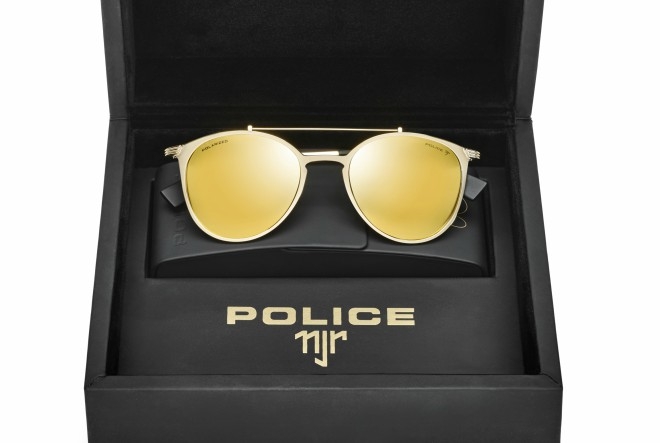 Olimpijsko zlato kao inspiracija za jedinstvene Police sunčane naočale
