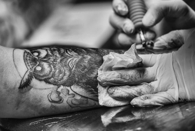 Tetovaža, imunitet i rak