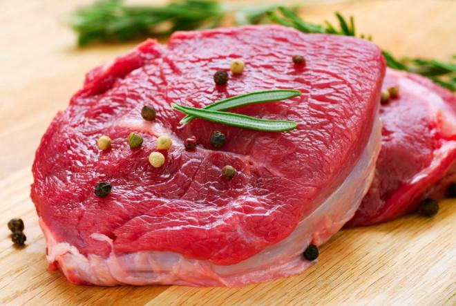 ručak, meso