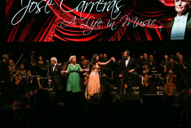 Jose Carreras oduševio tisuće posjetitelja u pulskoj Areni