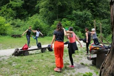 Retreat u srpnju na Sljemenu: Zvuk obilja