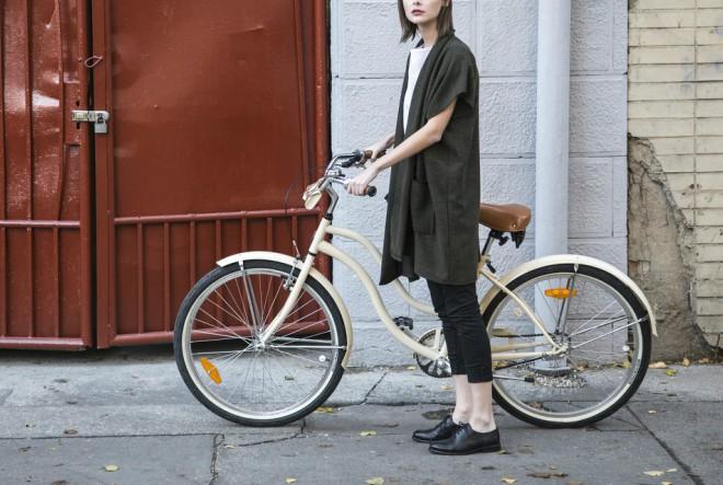 Na biciklu si šik