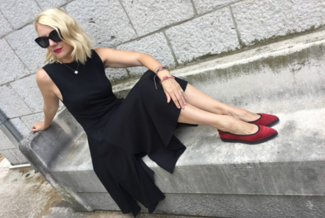 Modni začin na hrvatski način: Mala crna haljina
