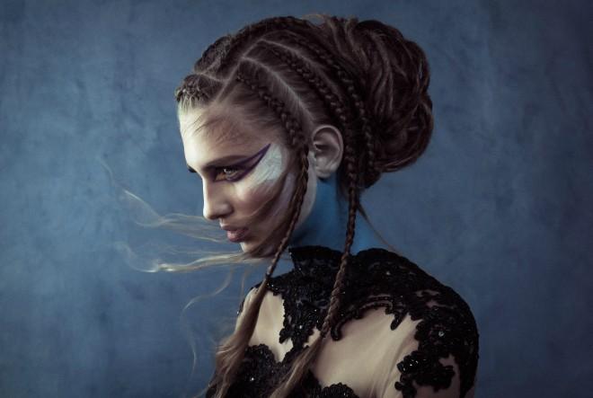 """Nova kampanja studija Boudoir za kolekciju """"Bloom Noir"""""""