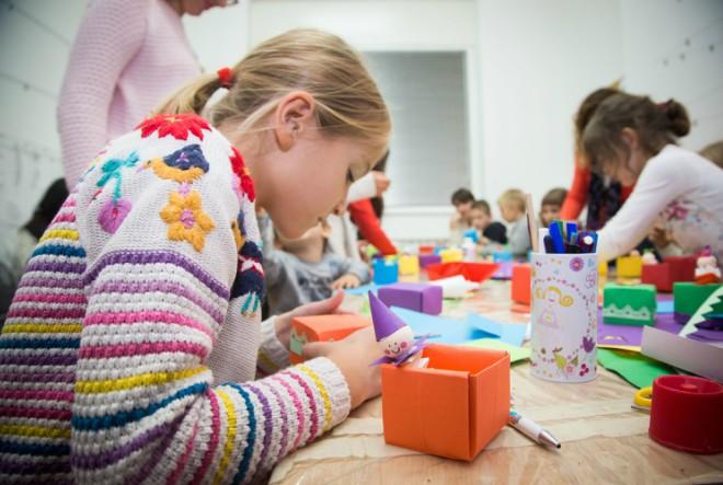 Održana radionica za roditelje i djecu
