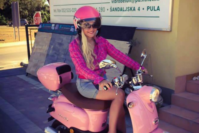Patrizia Milani: Volim ustrajnost, strast, volju i vrijedne ljude