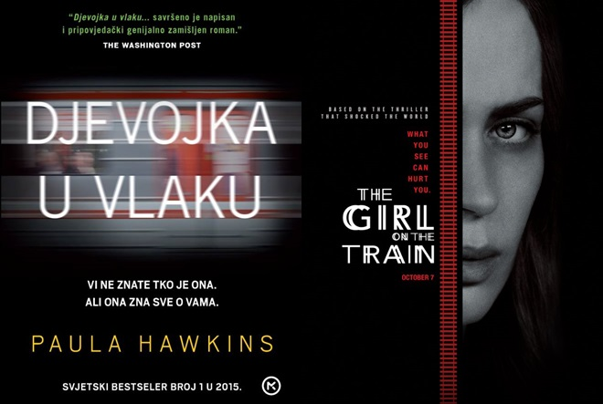 She Book Club: Djevojka u vlaku