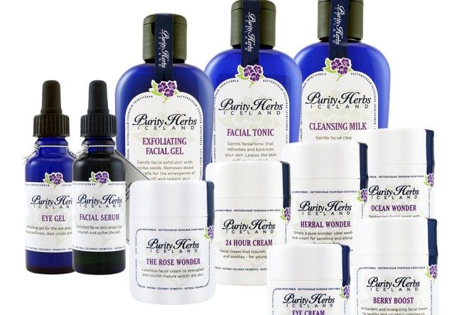 Purity Herbs: prirodna kozmetika s Islanda