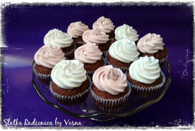 Bezobrazno čokoladni cupcakesi!