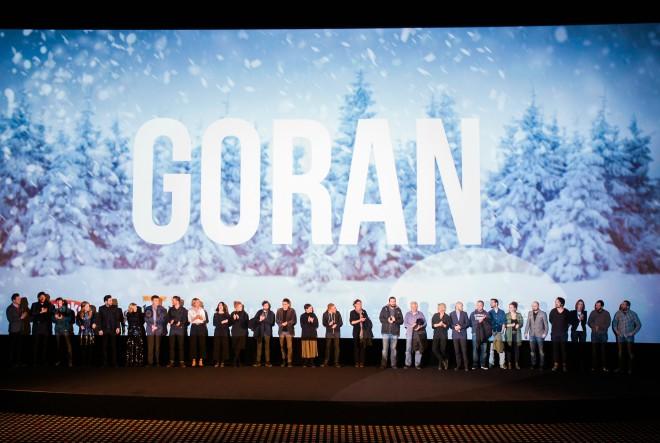 Održana premijera najiščekivanijeg filma 2017. godine – 'Goran'