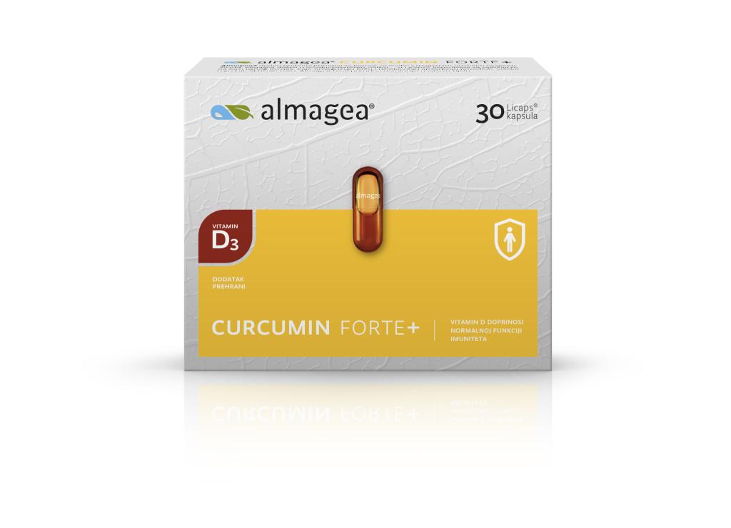 Almagea CURCUMIN FORTE+ packshot