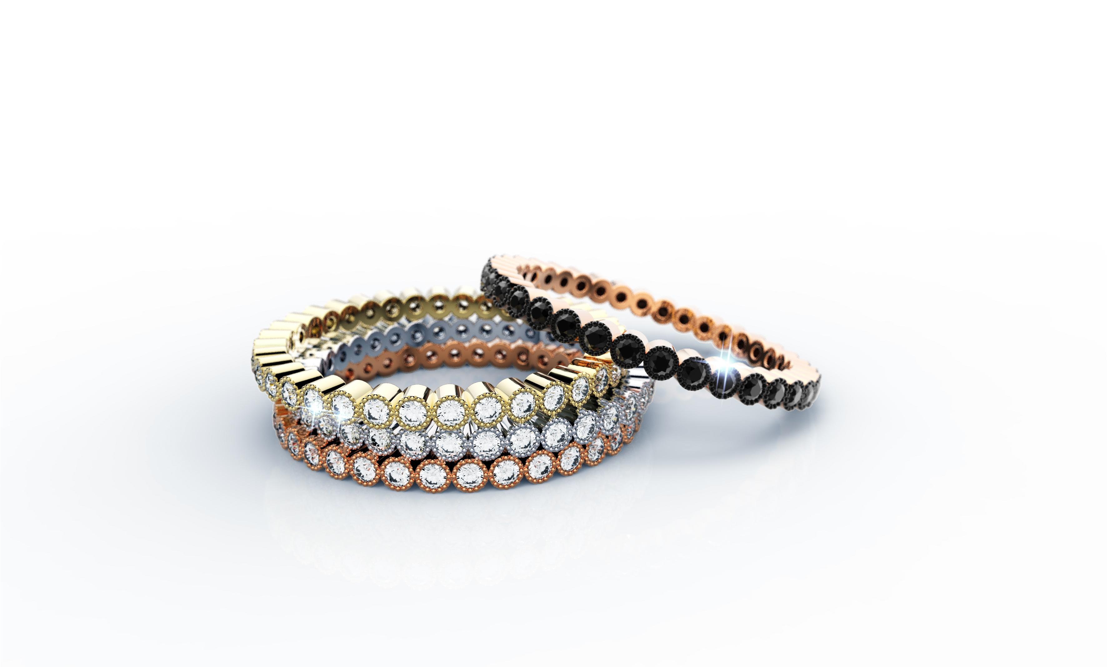 Argentum, srebrni prsten sa cirkonima, redovna cijena 220KN_snižena cijena 110kn