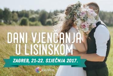 Dani vjenčanja u Lisinskom
