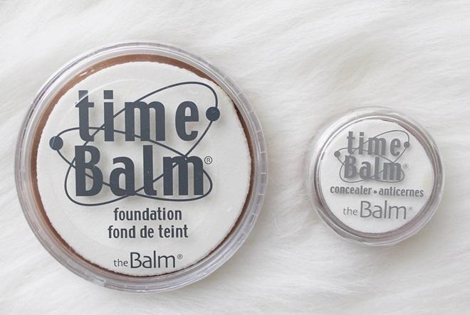 theBalm timeBalm podloga i korektor