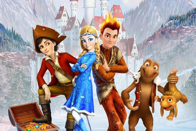 Osvrt na film: Snježna kraljica 3: Vatra i led