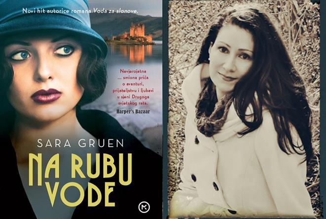 Novi roman Sare Gruen: Na rubu vode