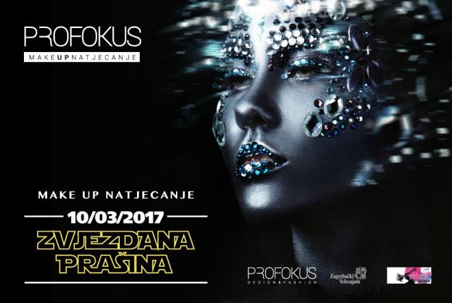 Make-up natjecanje 'Zvjezdana prašina' na Danima ljepote