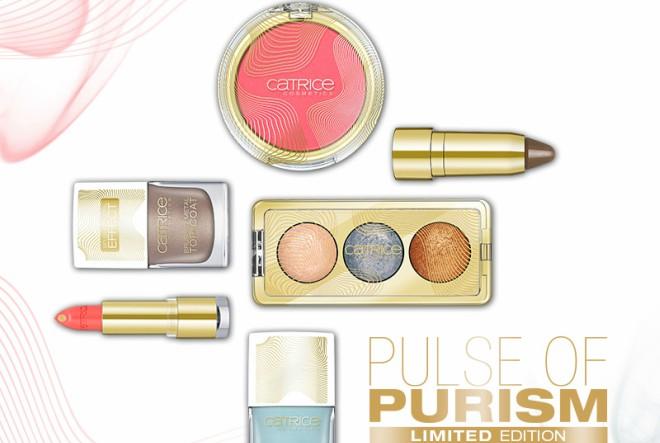 "Limitirana Kolekcija ""Pulse of Purism"" by Catrice"