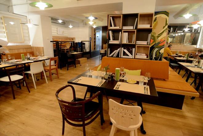 Voncimer: Zagrebački restoran s totalno drugačijom hranom