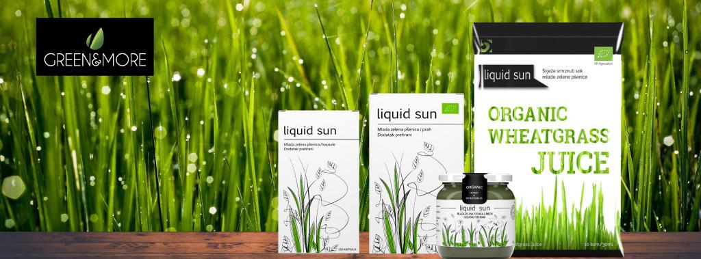 Liquid Sun linija