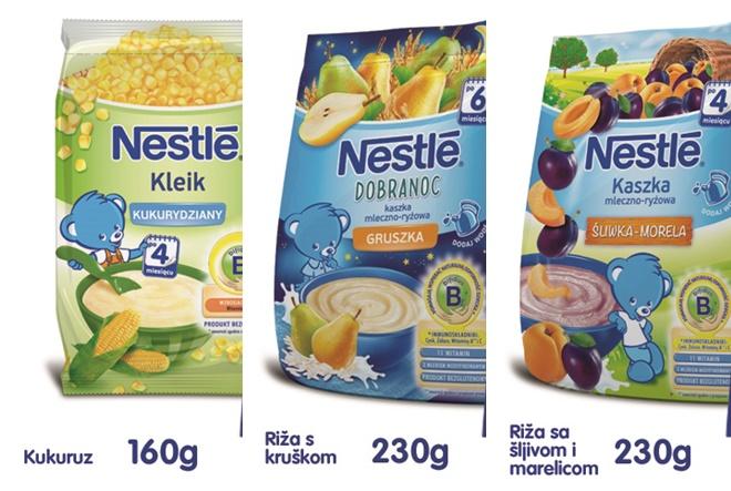 Žitarice bez glutena dobar su izbor za početak dohrane