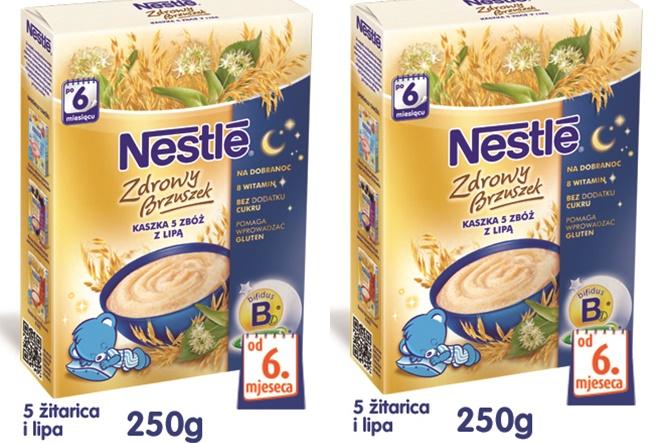 Nestlé 5 žitarica i lipa – nove funkcionalne žitne pahuljice za djecu