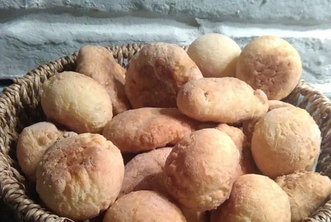 Brazilski kruščići- bezglutenska zamjena za kruh