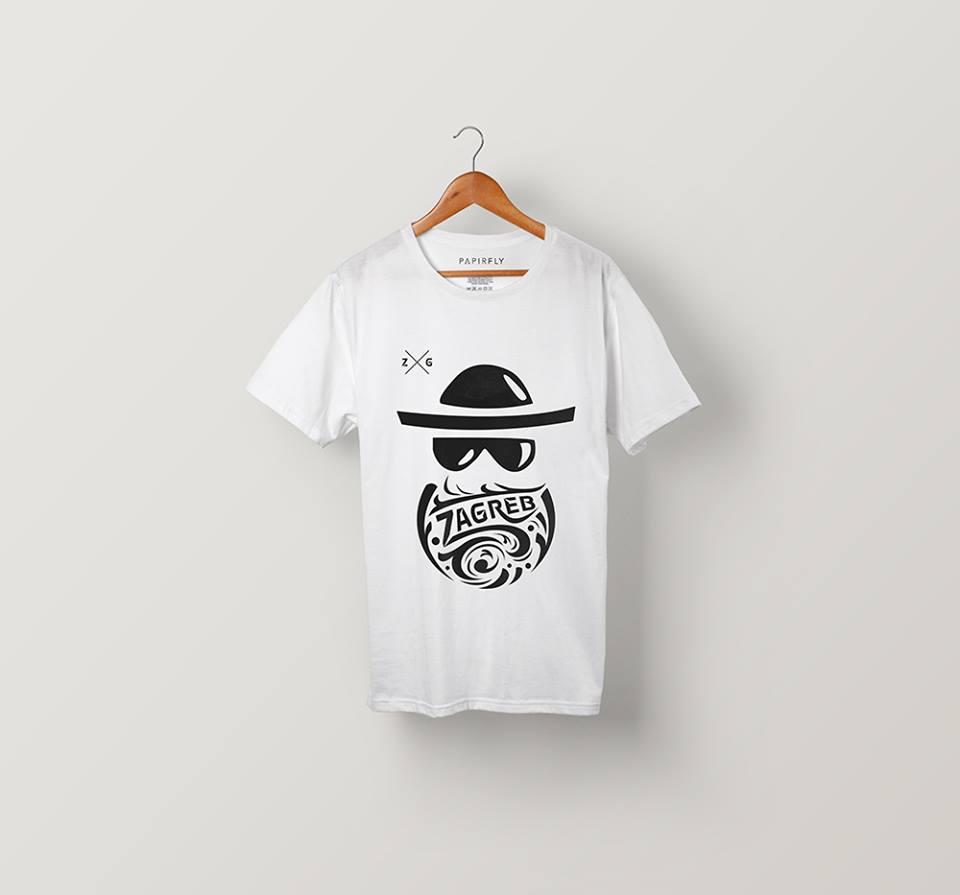 Papirfly print T-shirt_169KN (1)