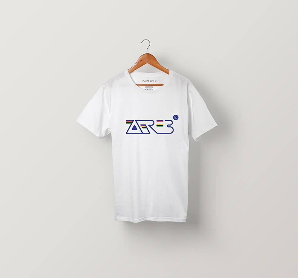 Papirfly print T-shirt_169KN (2)