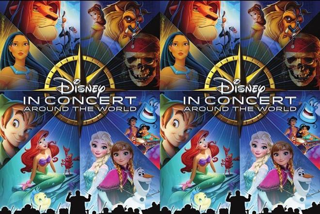 Čarobna glazba Walta Disneya